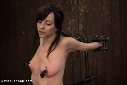 Photo number 7 from How cute is too cute? shot for Device Bondage on Kink.com. Featuring Lindy Lane in hardcore BDSM & Fetish porn.