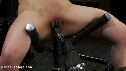 Photo number 14 from Part 2 of 4 of the<br> May Live show. shot for Device Bondage on Kink.com. Featuring Isis Love, Charlotte Vale and Maggie Mayhem in hardcore BDSM & Fetish porn.