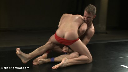 Photo number 1 from Zach Alexander vs Micah Andrews shot for Naked Kombat on Kink.com. Featuring Micah Andrews and Zach Alexander in hardcore BDSM & Fetish porn.