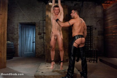 Photo number 1 from The Submission of Cameron Adams shot for Bound Gods on  Kink.