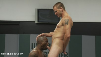 Photo number 12 from Brenn Wyson vs Jack Hammer shot for Naked Kombat on Kink.com. Featuring Jack Hammer and Brenn Wyson in hardcore BDSM & Fetish porn.