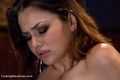 Photo number 3 from Anal fucking in the bar shot for Fucking Machines on Kink.com. Featuring Allie Haze in hardcore BDSM & Fetish porn.