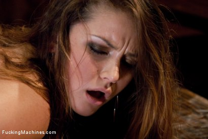 Photo number 15 from Anal fucking in the bar shot for Fucking Machines on Kink.com. Featuring Allie Haze in hardcore BDSM & Fetish porn.