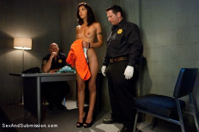 Photo number 4 from Foreign Lands shot for Sex And Submission on Kink.com. Featuring Mark Davis, Lou Charmelle and John Strong in hardcore BDSM & Fetish porn.