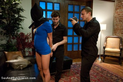 Photo number 3 from Extreme Kinky Date shot for Sex And Submission on Kink.com. Featuring James Deen, Mr. Pete and Amy Brooke in hardcore BDSM & Fetish porn.