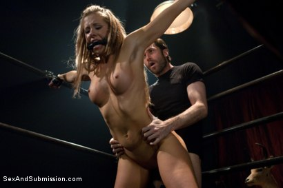 Photo number 5 from New Addiction shot for Sex And Submission on Kink.com. Featuring James Deen and Cali Lakai in hardcore BDSM & Fetish porn.