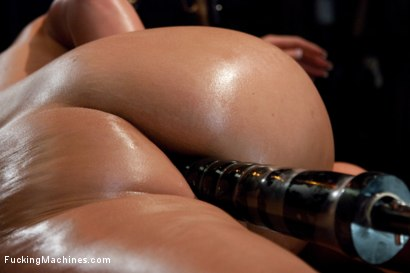 Photo number 9 from Taking the Ass Queen to her limit shot for Fucking Machines on Kink.com. Featuring Phoenix Marie in hardcore BDSM & Fetish porn.