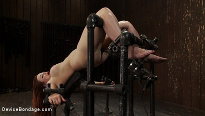 Photo number 11 from Hot Body, Good Manners Will Take a Girl Far shot for Device Bondage on Kink.com. Featuring Bella Rossi in hardcore BDSM & Fetish porn.