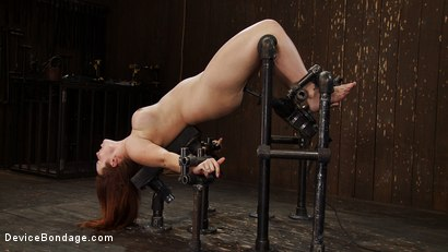 Photo number 10 from Hot Body, Good Manners Will Take a Girl Far shot for Device Bondage on Kink.com. Featuring Bella Rossi in hardcore BDSM & Fetish porn.