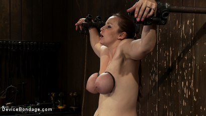 Photo number 1 from She's Coming for Yooouuuuuuuu! shot for Device Bondage on Kink.com. Featuring Bella Rossi in hardcore BDSM & Fetish porn.