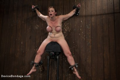 Photo number 12 from She's Coming for Yooouuuuuuuu! shot for Device Bondage on Kink.com. Featuring Bella Rossi in hardcore BDSM & Fetish porn.