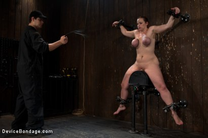 Photo number 6 from She's Coming for Yooouuuuuuuu! shot for Device Bondage on Kink.com. Featuring Bella Rossi in hardcore BDSM & Fetish porn.