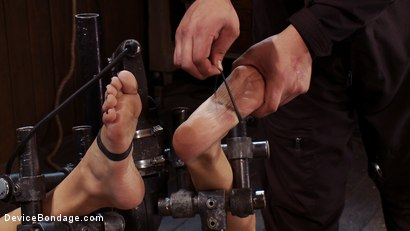 Photo number 14 from It's, like, perfect. shot for Device Bondage on Kink.com. Featuring Lylith Lavey in hardcore BDSM & Fetish porn.