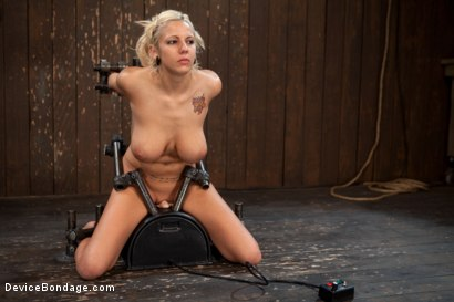 Photo number 1 from Slave 4 U shot for Device Bondage on Kink.com. Featuring Lylith Lavey in hardcore BDSM & Fetish porn.
