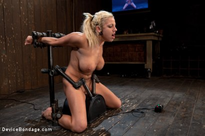 Photo number 13 from Slave 4 U shot for Device Bondage on Kink.com. Featuring Lylith Lavey in hardcore BDSM & Fetish porn.