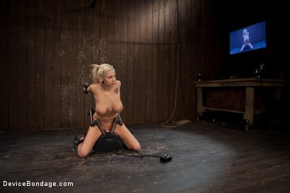 Photo number 3 from Slave 4 U shot for Device Bondage on Kink.com. Featuring Lylith Lavey in hardcore BDSM & Fetish porn.