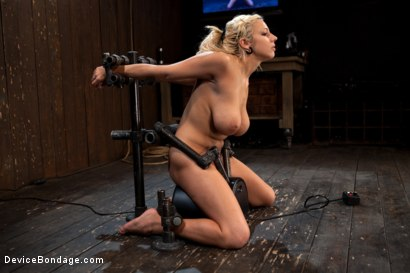 Photo number 7 from Slave 4 U shot for Device Bondage on Kink.com. Featuring Lylith Lavey in hardcore BDSM & Fetish porn.