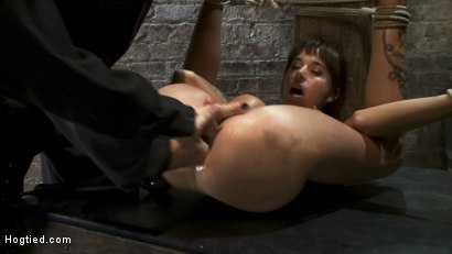 Photo number 14 from Squirt Fest 2010<br>Like a Fucking Fountain! shot for Hogtied on Kink.com. Featuring Gia DiMarco in hardcore BDSM & Fetish porn.