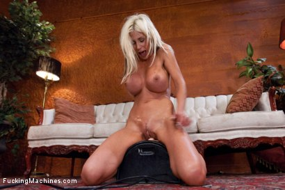 Photo number 12 from Swedish MILF Big Dong Overload shot for Fucking Machines on Kink.com. Featuring Puma Swede in hardcore BDSM & Fetish porn.