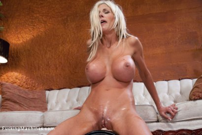 Photo number 13 from Swedish MILF Big Dong Overload shot for Fucking Machines on Kink.com. Featuring Puma Swede in hardcore BDSM & Fetish porn.