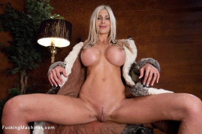 Photo number 1 from Swedish MILF Big Dong Overload shot for Fucking Machines on Kink.com. Featuring Puma Swede in hardcore BDSM & Fetish porn.