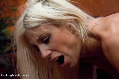 Photo number 8 from Swedish MILF Big Dong Overload shot for Fucking Machines on Kink.com. Featuring Puma Swede in hardcore BDSM & Fetish porn.