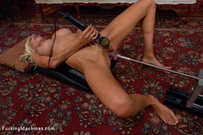 Photo number 14 from Annihilating and Milking the Swedish MILF shot for Fucking Machines on Kink.com. Featuring Puma Swede in hardcore BDSM & Fetish porn.