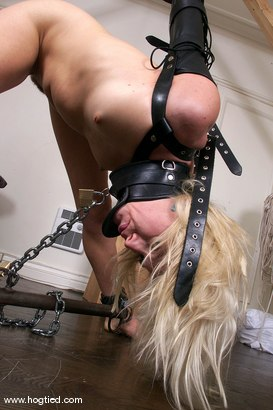 Photo number 4 from Inka shot for Hogtied on Kink.com. Featuring Inka in hardcore BDSM & Fetish porn.
