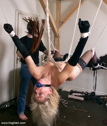 Photo number 6 from Inka shot for Hogtied on Kink.com. Featuring Inka in hardcore BDSM & Fetish porn.