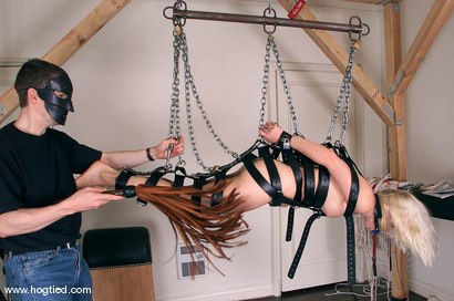 Photo number 11 from Inka shot for Hogtied on Kink.com. Featuring Inka in hardcore BDSM & Fetish porn.