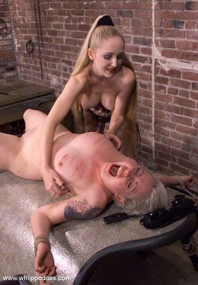 Photo number 8 from Lorelei Lee and Chanta-Rose shot for Whipped Ass on Kink.com. Featuring Lorelei Lee and Chanta-Rose in hardcore BDSM & Fetish porn.