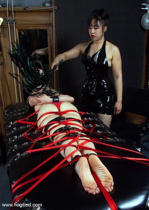 Photo number 14 from Mistress Kira Veritas and Eve shot for Hogtied on Kink.com. Featuring Mistress Kira Veritas and Eve in hardcore BDSM & Fetish porn.