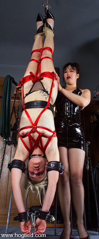 Mistress Kira Veritas and Eve