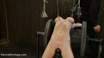 Photo number 13 from Boob Spool shot for Device Bondage on Kink.com. Featuring Madison Scott in hardcore BDSM & Fetish porn.