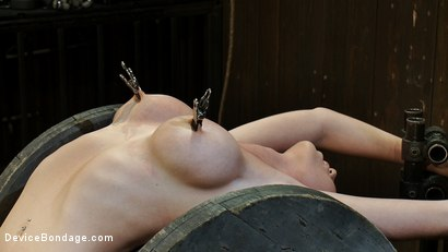 Photo number 3 from Boob Spool shot for Device Bondage on Kink.com. Featuring Madison Scott in hardcore BDSM & Fetish porn.