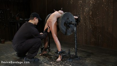 Photo number 5 from Boob Spool shot for Device Bondage on Kink.com. Featuring Madison Scott in hardcore BDSM & Fetish porn.