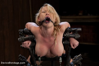 Photo number 11 from Insatiable Cunt shot for Device Bondage on Kink.com. Featuring Madison Scott in hardcore BDSM & Fetish porn.