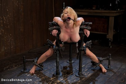 Photo number 12 from Insatiable Cunt shot for Device Bondage on Kink.com. Featuring Madison Scott in hardcore BDSM & Fetish porn.