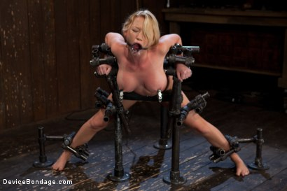 Photo number 5 from Insatiable Cunt shot for Device Bondage on Kink.com. Featuring Madison Scott in hardcore BDSM & Fetish porn.
