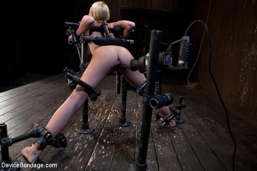 Bondage Machine Orgasm Torture