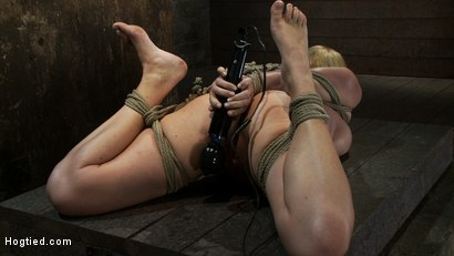 Photo number 10 from Tight is Tight shot for Hogtied on Kink.com. Featuring Krissy Lynn in hardcore BDSM & Fetish porn.