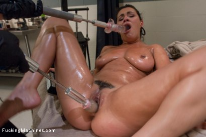 Photo number 6 from Mach 4 Fucking shot for Fucking Machines on Kink.com. Featuring Charley Chase in hardcore BDSM & Fetish porn.