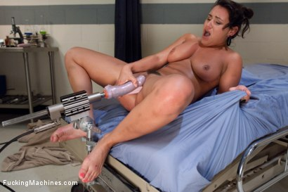 Photo number 4 from Vibrator lust  shot for Fucking Machines on Kink.com. Featuring Charley Chase in hardcore BDSM & Fetish porn.