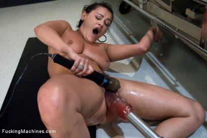 Photo number 11 from The Dildo is NOT an optical illusion shot for Fucking Machines on Kink.com. Featuring Charley Chase in hardcore BDSM & Fetish porn.