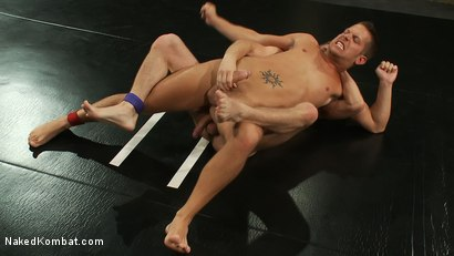 Photo number 6 from Zach Alexander vs Shane Frost shot for Naked Kombat on Kink.com. Featuring Shane Frost and Zach Alexander in hardcore BDSM & Fetish porn.