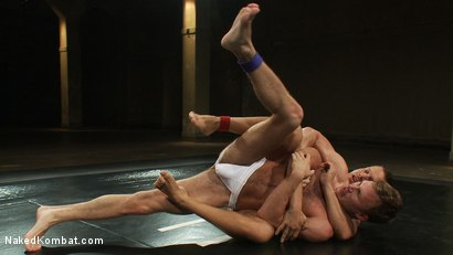 Photo number 4 from Zach Alexander vs Shane Frost shot for Naked Kombat on Kink.com. Featuring Shane Frost and Zach Alexander in hardcore BDSM & Fetish porn.