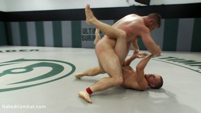 Photo number 6 from Sebastian Keys vs Paul Wagner shot for Naked Kombat on Kink.com. Featuring Sebastian Keys and Paul Wagner in hardcore BDSM & Fetish porn.