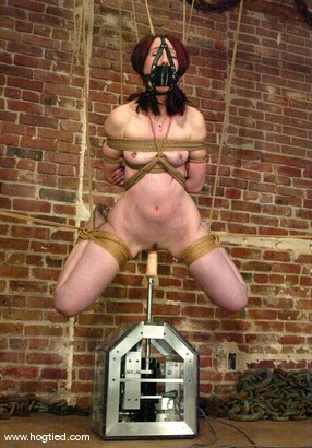 Photo number 14 from Kendra James shot for Hogtied on Kink.com. Featuring Kendra James in hardcore BDSM & Fetish porn.