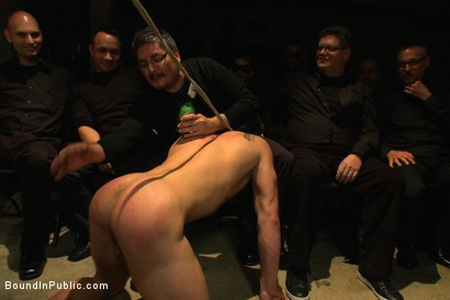 Photo number 2 from Trent Diesel's Ultimate Fantasy shot for Bound in Public on Kink.com. Featuring Josh West and Trent Diesel in hardcore BDSM & Fetish porn.