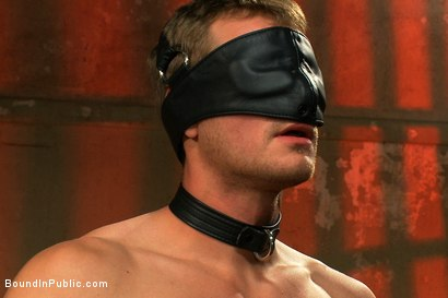 Photo number 1 from Trent Diesel's Ultimate Fantasy shot for Bound in Public on Kink.com. Featuring Josh West and Trent Diesel in hardcore BDSM & Fetish porn.